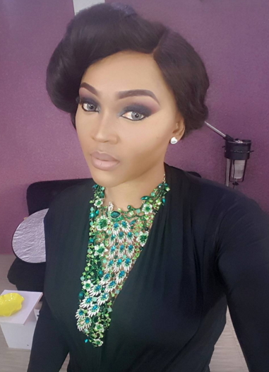 mercy aigbe school of drama
