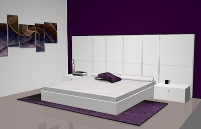 Modernos dormitorios elegantes kitchen design luxury homes for Dormitorios femeninos modernos