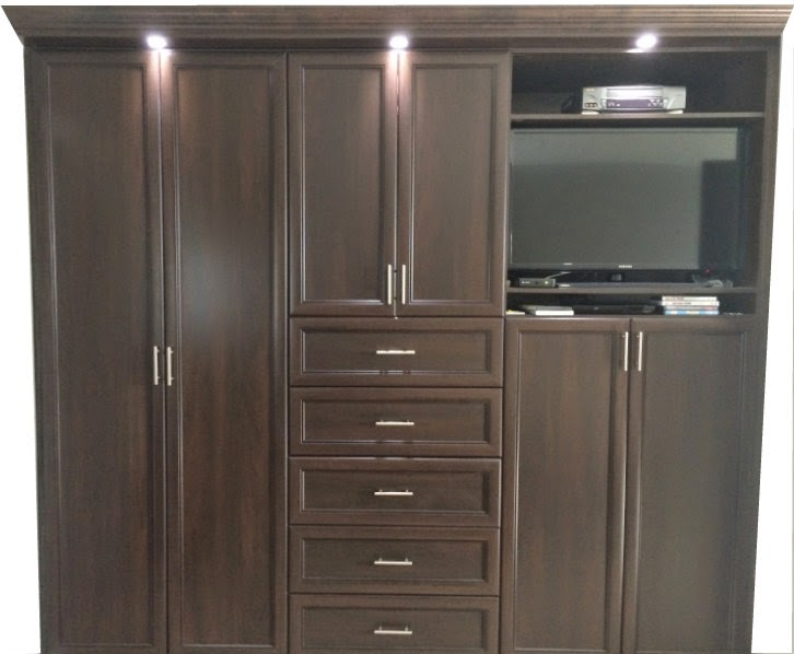 TV Wallunit Dresser
