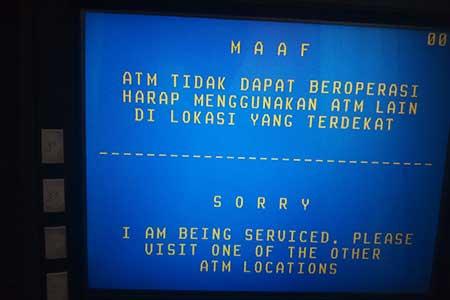 Cara Melaporkan Mesin ATM BNI Rusak