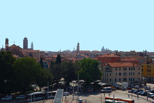 Tajný tip na nádherný výhled na Benátky. Bez front a zadarmo