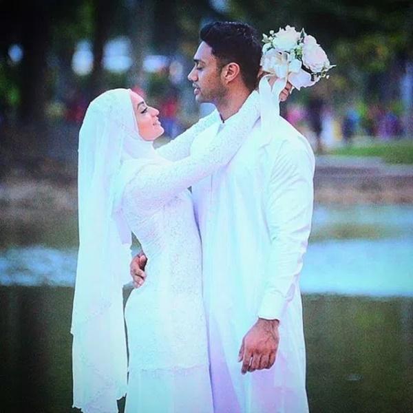 TAHNIAH! Ammar Alfian Selamat Bergelar Suami (Gambar)