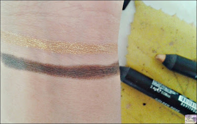 golden rose eyeshadow crayons
