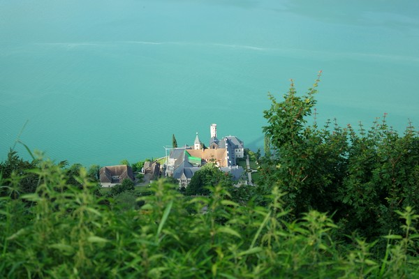 savoie lac bourget belvédère ontex abbaye hautecombe