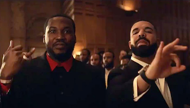Watch Meek Mill and Drake's 'Going Bad' video