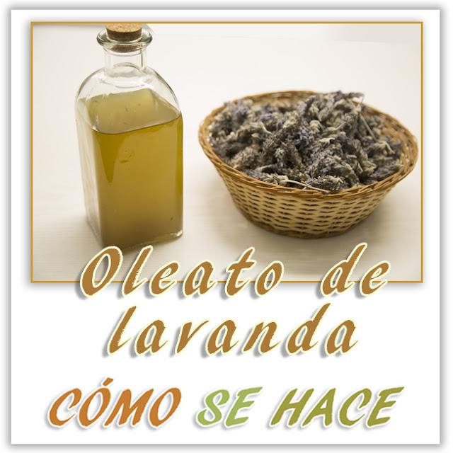 OLEATO DE LAVANDA