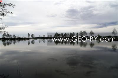 Озеро Синяво