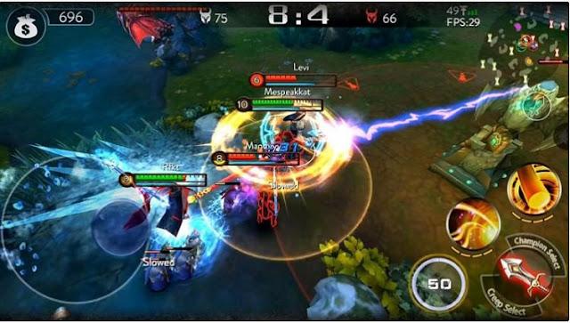 Ace Of Arena Game Mirip Dota