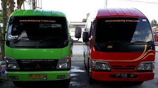 Travel Tambora Tujuan Ke Gedong Tataan Lampung