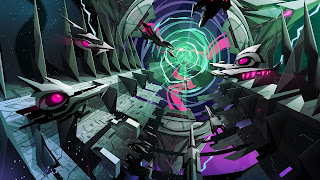 Velocity 2X PS4 Wallpaper