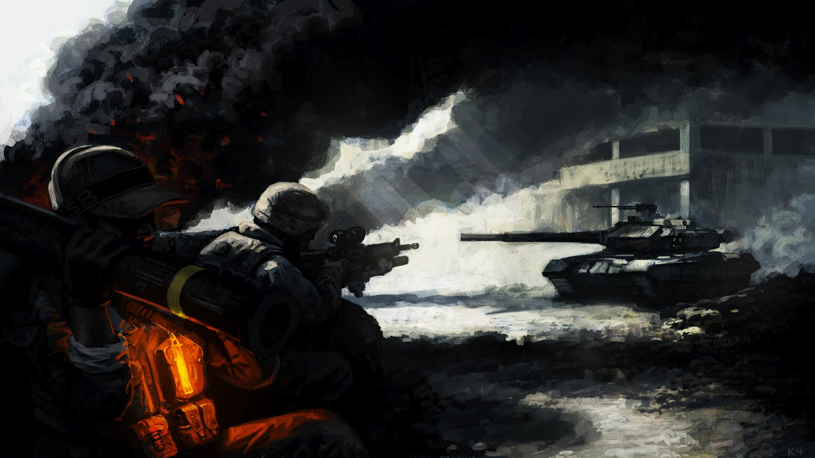 bf3 wallpaper - photo #21