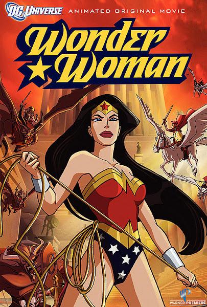Wonder Woman (2009) full hd Movie English 480p BluRay 200MB ESubs