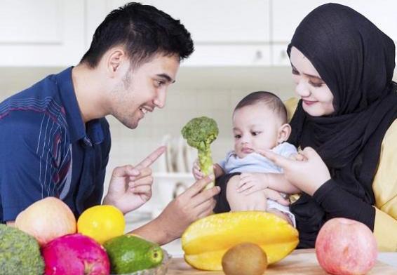 Makanan Sehat untuk Bayi