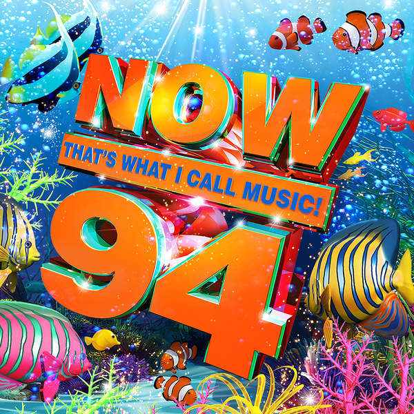 Various Artists - Now That's What I Call Music! 94 Cover