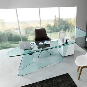 Glass Desks 8
