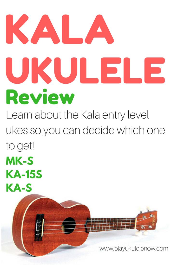 Play Ukulele Now: Kala Beginner Ukulele Review and