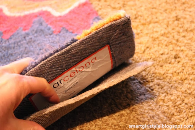 smartgirlstyle: Rug Pads for Carpeted or Hardwood Floors