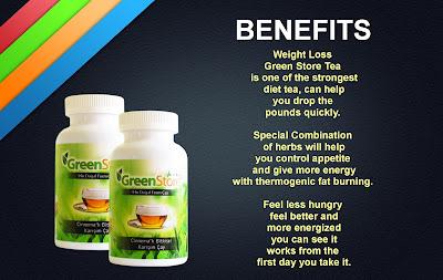 خسارة الوزن من خلال شاي التخسيس