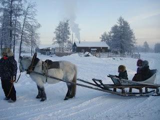 Oimiakón Rusia