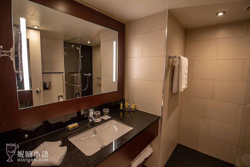 【蘇黎世住宿推薦】萬豪酒店Zürich Marriott Hotel。窗外就是奢侈的蘇黎世全景
