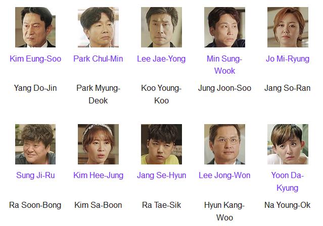 School 2017 K-Drama Cast