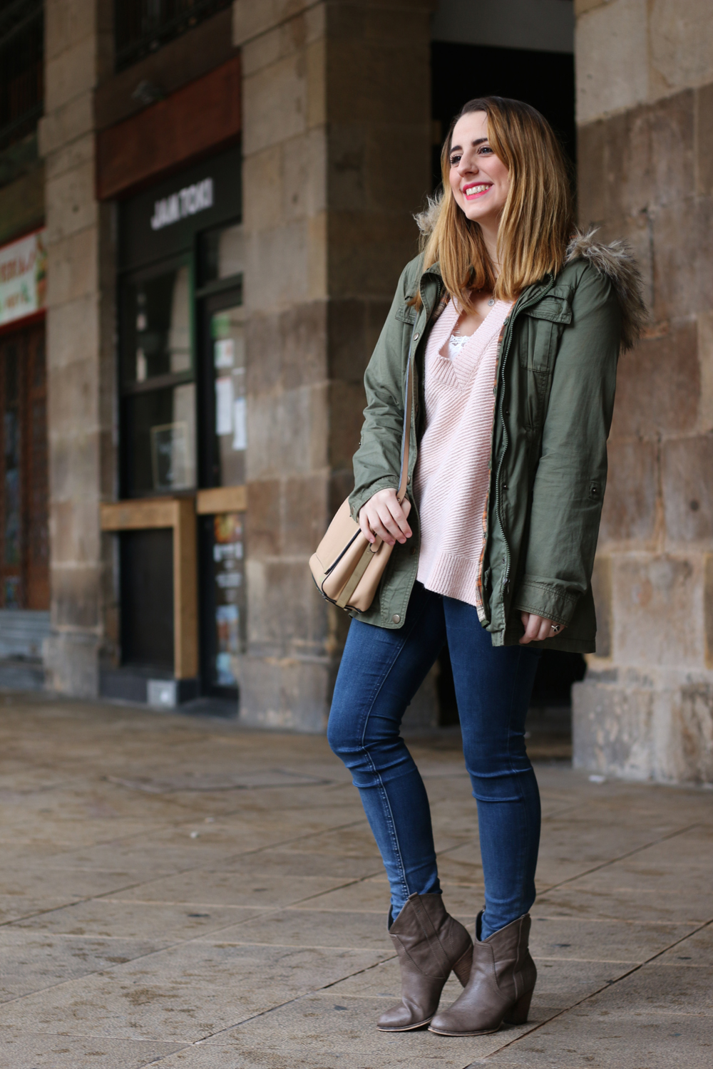 Outfits Casuales Con Botines