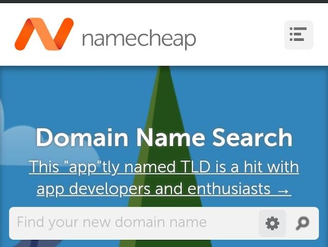 Namecheap December Coupon On Domain Names - Save Upto 10℅ With Namecheap On Domain Names