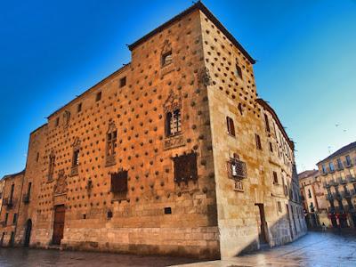 Visita a Salamanca Casa de las Conchas