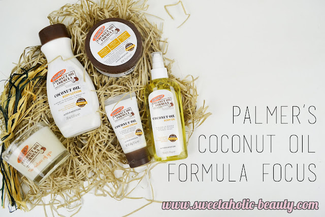 Palmer's Coconut Oil Formula Focus - Sweetaholic Beauty
