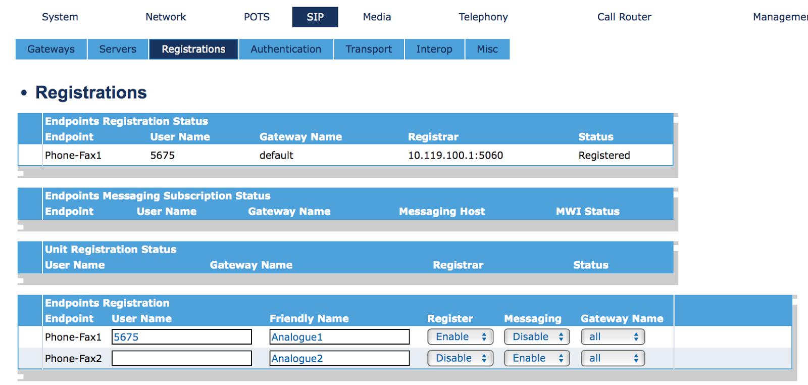 jamsignal: Mitel TA7102 SIP setup with MCD