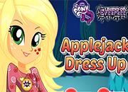 MLPEG Legend Of Everfree Applejack