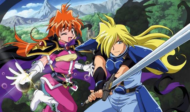 Daftar Film Anime Mirip Fairy Tail - Slayer