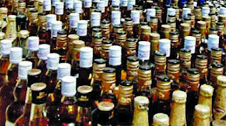 nepali-liquor-seized-in-madhubani