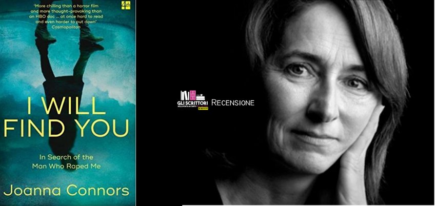 I will find you, di Joanna Connors - Libri, recensione