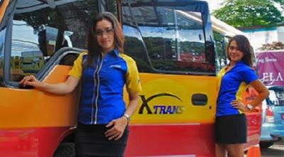 Travel Bandung-Jakarta X-Trans