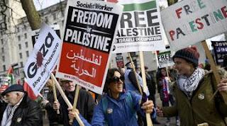 عاجل المئات يحتجون في فرنسا رفضا لزيارة نتنياهو وحصار المسجد الأقصى