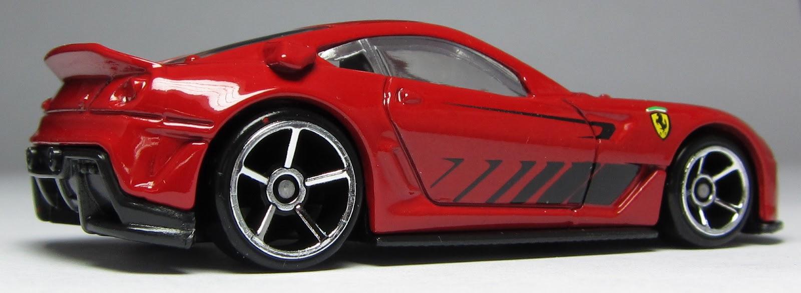 Car Lamley Group Dlmer S View Hot Wheels Ferrari 599xx With Oh5 Wheels