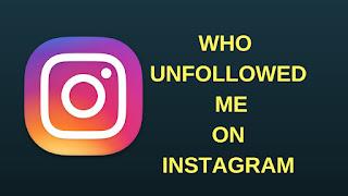 Mengetahui Siapa yang Unfollow Kita di Instagram