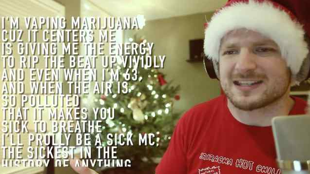 mac lethal tongue twister rap