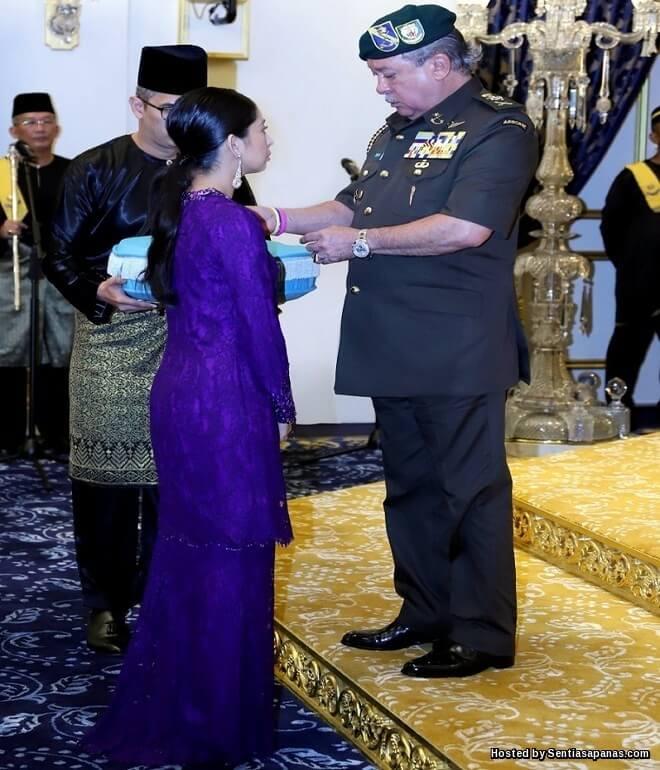 Sejarah Istiadat Sambutan Hari Keputeraan Sultan Johor