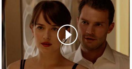 Un nouveau trailer de « Fifty Shades Darker » présenté à l'occasion des Latin Grammys