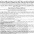 India Post Payments Bank Limited Official Notification (650 Posts) Date Extended