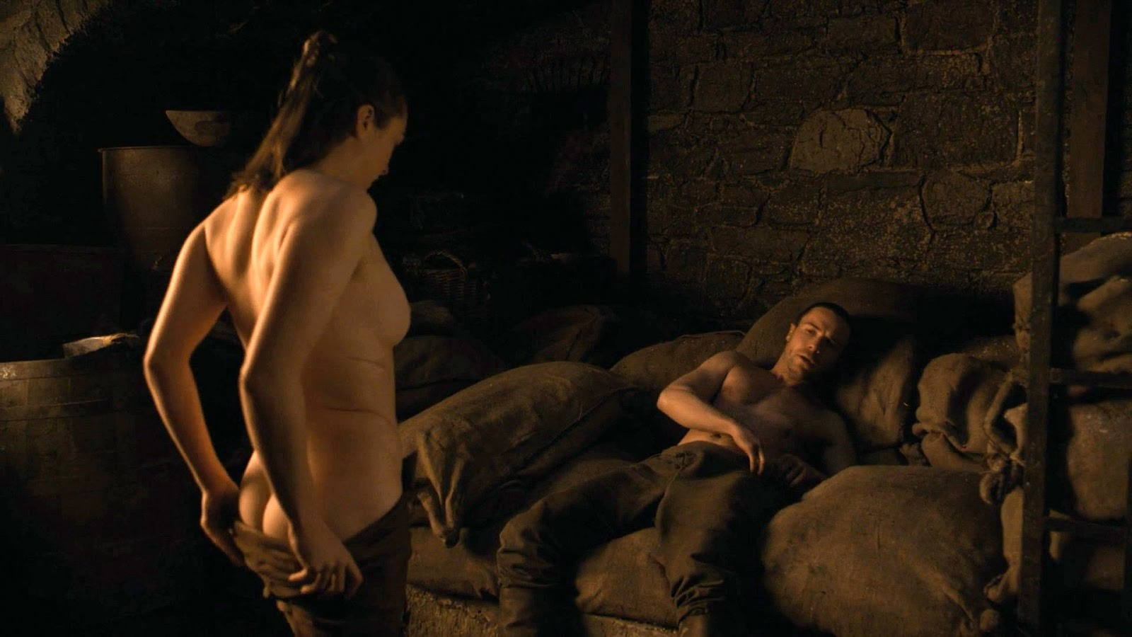Maisie williams sex scenes
