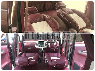 Full interior mobil innova