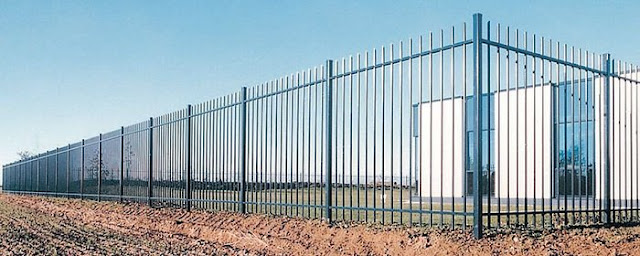 Steel Fencing Company In Uae