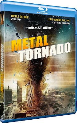 Metal Tornado 2011 Daul Audio 720p BRRip HEVC x265