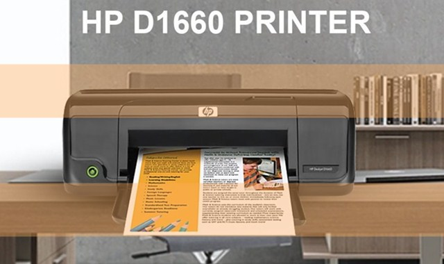Cara Reset Printer Hp Deskjet D1660