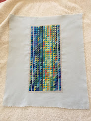 Completed - Temperature Quilt by Stitchin' Mommy (Sarah Hughes)
