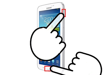 How To Take A Screenshot On Galaxy Tab