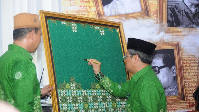 Muhammadiyah Launching Batik Resmi Nasional Muhammadiyah